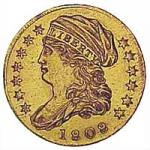 Capped Bust 2.5 Dollar