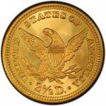 Gold Quarters