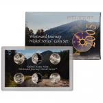 Nickel Proof & Uncirculated Sets