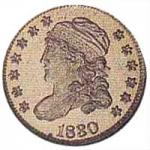Capped Bust Half Dime