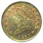 Classic Head Cent 1808-1814