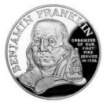 Ben Franklin Firefighters Medal