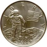 America In Space Medallions