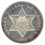 Silver 3-Cent