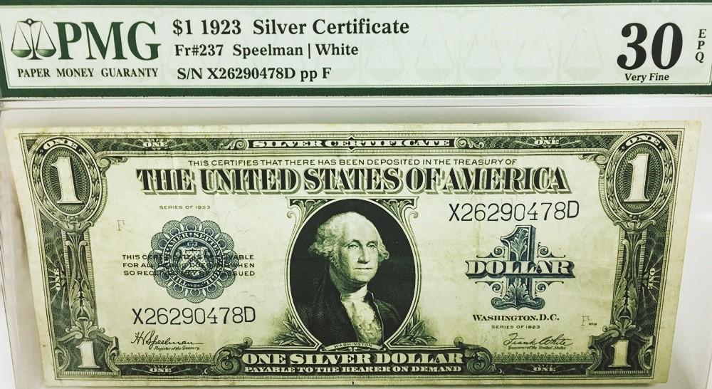 Large Size Dollar